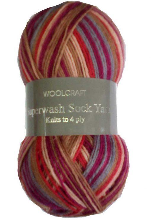 Superwash-SockWool-Autumn